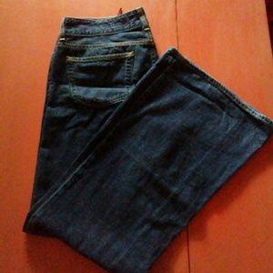 Wide leg AG Adriano Goldschmied Jeans